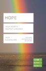 Hope (Lifebuilder Study Guides) : Your Heart's Deepest Longing - Book