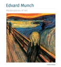 Edvard Munch Masterpieces of Art - Book