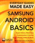 Samsung Android Basics : Expert Advice, Made Easy - Book