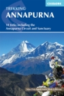 Annapurna : 14 treks including the Annapurna Circuit and Sanctuary - eBook