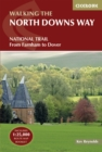The North Downs Way : National Trail from Farnham to Dover - eBook
