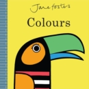 Jane Foster's Colours - Book