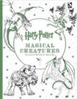 Harry Potter Magical Creatures Colouring Book - Book