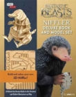 IncrediBuilds - Fantastic Beasts - Niffler : Deluxe model and book set - Book