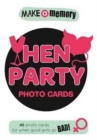 Make a Memory Hen Party - Book