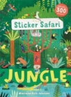 Sticker Safari: Jungle - Book