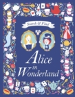 Search and Find Alice in Wonderland : A Lewis Carroll search and find story book - Book