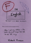 F in English - eBook