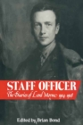 Staff Officer : The Diaries of Lord Moyne, 1914-1918 - eBook