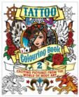 Tattoo Colouring Book 2 - Book