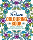 The Nature Colouring Book - Book