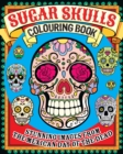 Sugar Skulls Colouring Book - Book