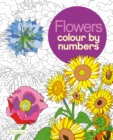 Flowers Colour by Numbers - Book