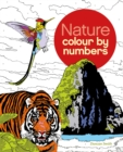 Nature Colour by Numbers - Book