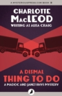 A Dismal Thing to Do - eBook
