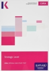 CIMA Strategic Case Study - Study Text - Book