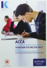 F6 Taxation (FA17) - Exam Kit - Book