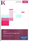 E1 OPERATIONAL MANAGEMENT - STUDY TEXT - Book