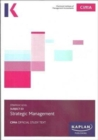 E3 STRATEGIC MANAGEMENT - Study Text - Book