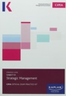 E3 STRATEGIC MANAGEMENT - EXAM PRACTICE KIT - Book