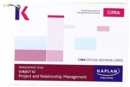 E2 PROJECT AND RELATIONSHIP MANAGEMENT - REVISION CARDS - Book