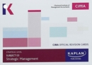 E3 STRATEGIC MANAGEMENT - REVISION CARDS - Book