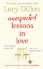 Unexpected Lessons in Love - Book