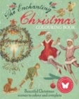 The Enchanting Christmas Colouring Book - Book