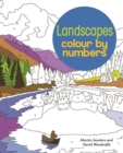 Landscapes Colour by Numbers - Book