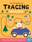 Arty Mouse Tracing - Book
