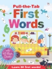 Pull-the-Tab First Words with Flash Cards - Book