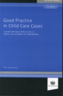 Good Practice in Child Cases - Book