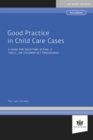 Good Practice in Child Care Cases - eBook