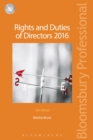 Rights and Duties of Directors 2016 - eBook