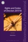 Rights and Duties of Directors 2017/18 - eBook