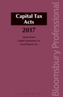 Capital Tax Acts 2017 - eBook