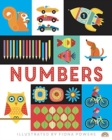 Lift the Flap - Numbers - Book