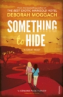 Something to Hide - Book