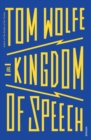 The Kingdom of Speech - Book