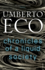 Chronicles of a Liquid Society - Book