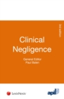 APIL Clinical Negligence - Book