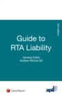 APIL Guide to RTA Liability - Book