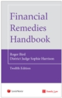 Financial Remedies Handbook 12th Edition - Book