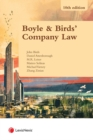 Boyle & Birds' Company Law - Book