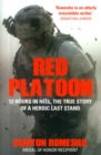 Red Platoon - Book