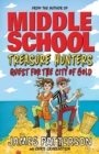 Treasure Hunters: Quest for the City of Gold : (Treasure Hunters 5) - Book