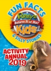 Ripley's Fun Facts & Silly Stories Activity Annual 2019 - Book