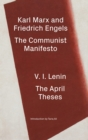 The Communist Manifesto/the April Theses - Book