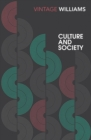 Culture and Society : 1780-1950 - Book