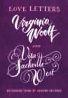 Love Letters: Vita and Virginia - Book